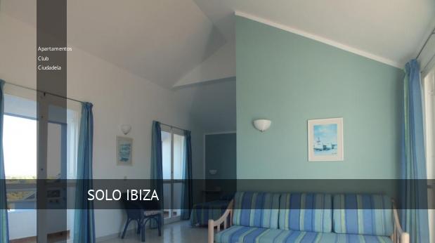 Apartamentos Club Ciudadela booking