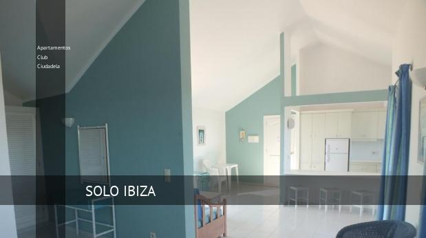 Apartamentos Club Ciudadela opiniones