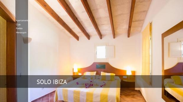 Apartamentos Club Pueblo Menorquin opiniones