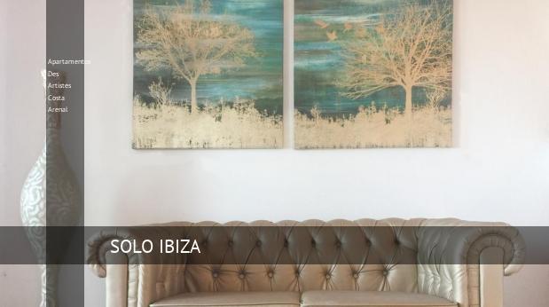 Apartamentos Des Artistes Costa Arenal