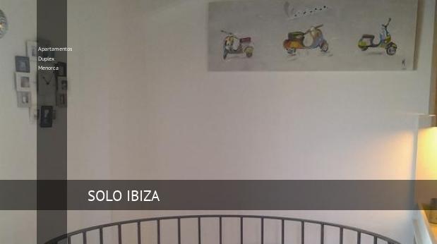 Apartamentos Duplex Menorca opiniones