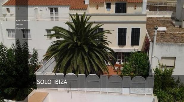 Apartamentos Duplex Menorca