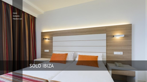 Hotel Globales Mediterrani opiniones