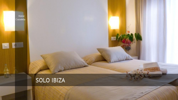 Hostal Ciutadella booking