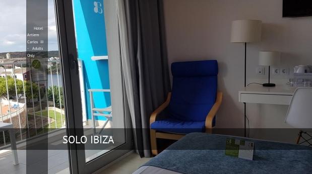 Hotel Artiem Carlos III - Solo Adultos booking