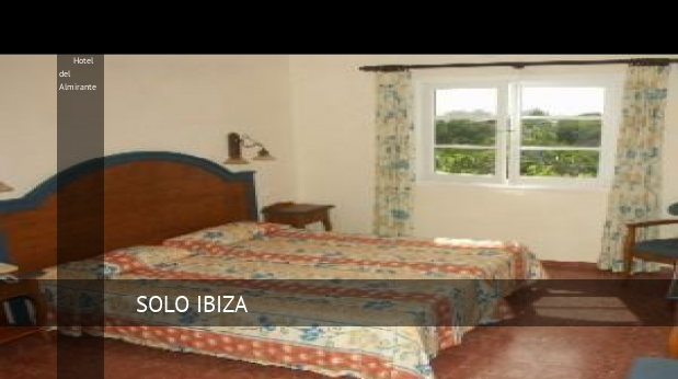 Hotel del Almirante booking