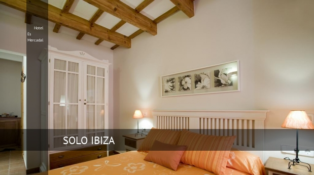 Hotel Hotel Es Mercadal