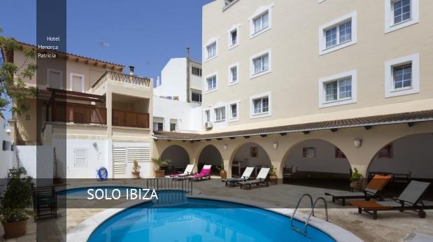 Hotel Hotel Menorca Patricia