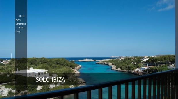 Hotel Playa Santandria - Solo Adultos barato
