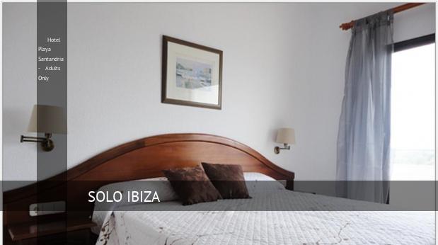 Hotel Playa Santandria - Solo Adultos reverva