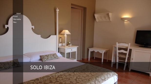 Hotel Rural Morvedra Nou booking