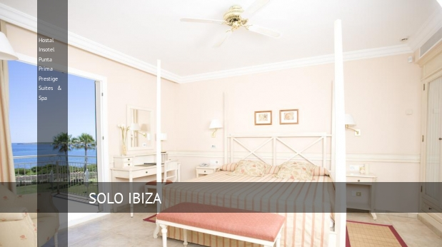 Hostal Insotel Punta Prima Prestige Suites & Spa reservas