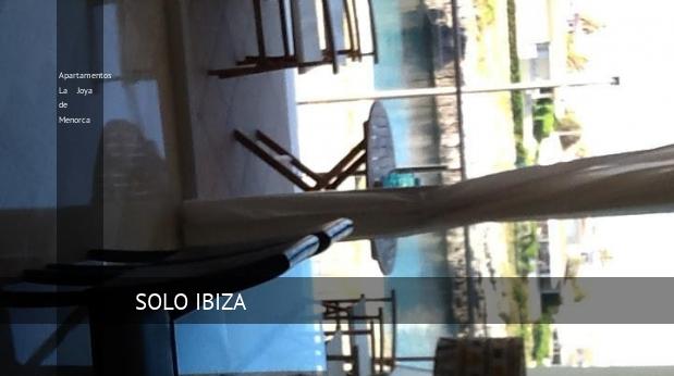 Apartamentos La Joya de Menorca opiniones