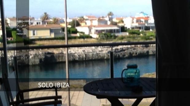 Apartamentos La Joya de Menorca