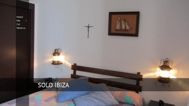 Hostal Mar i Cel Menorca opiniones