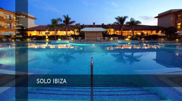Hotel PortBlue La Quinta Hotel & Spa - Adults Only