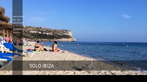 Apartamentos Son Bou Apartamento 3 dormitorios Menorca booking