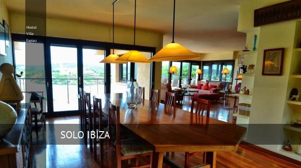 Hostal Villa Espiau booking