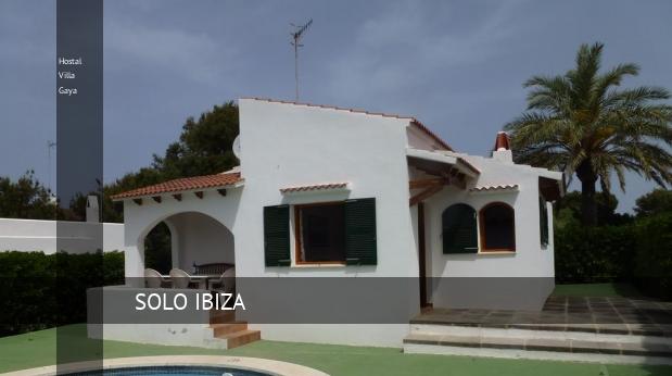 Hostal Villa Gaya
