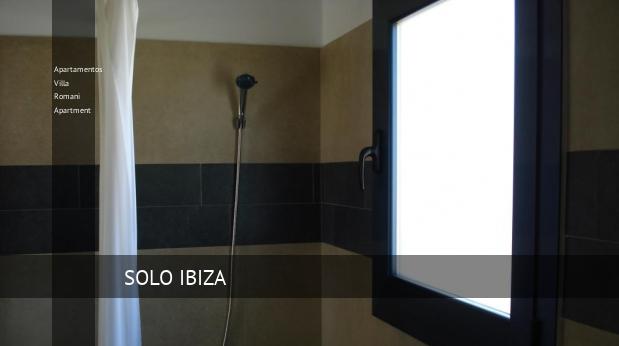 Apartamentos Villa Romani Apartment reverva
