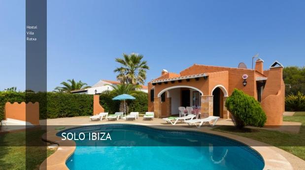 Hostal Villa Rotxa