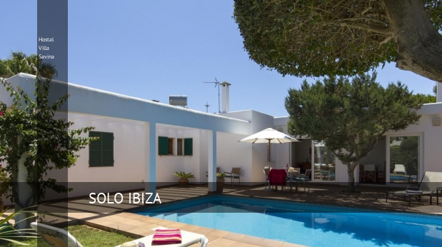 Hostal Villa Savina