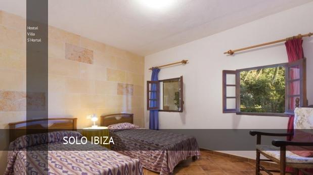 Villa s 39 hortal opiniones y reserva solo ibiza for Bide bide ibiza