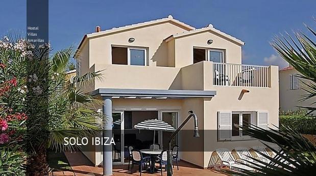 Hostal Villas Amarillas V3D AC 02