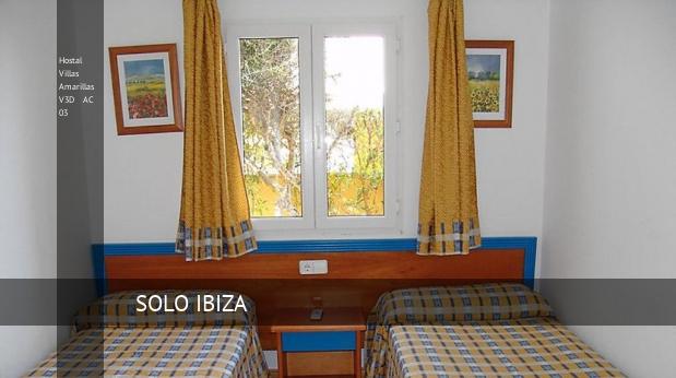 Hostal Villas Amarillas V3D AC 03