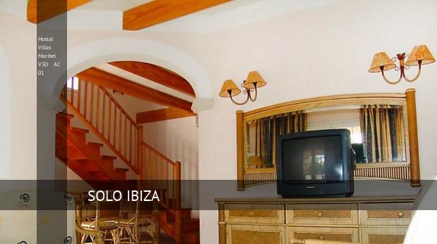 Hostal Villas Maribel V3D AC 01