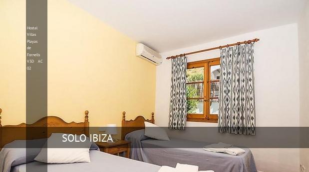 Hostal Villas Playas de Fornells V3D AC 02