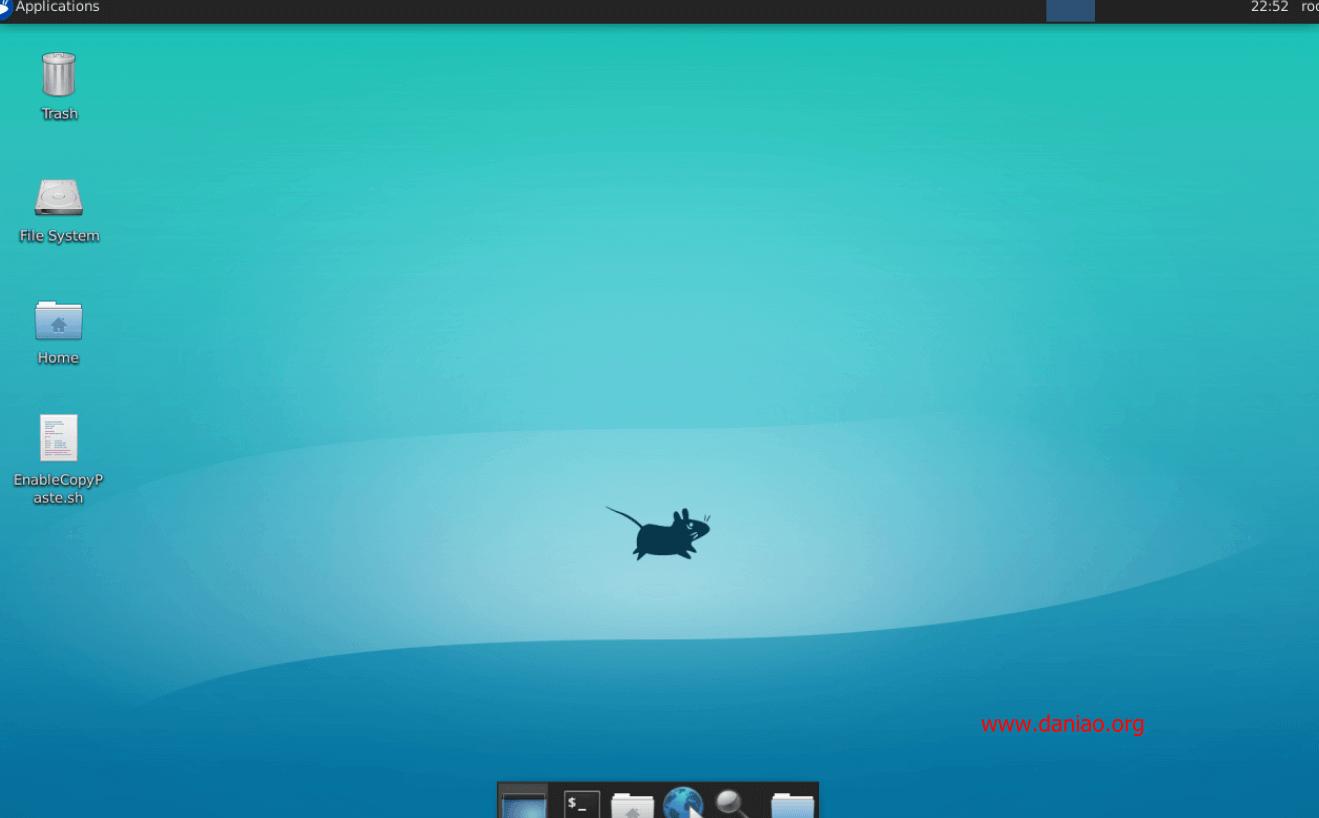 OneClickDesktop一键安装可以使用浏览器访问的Linux桌面环境