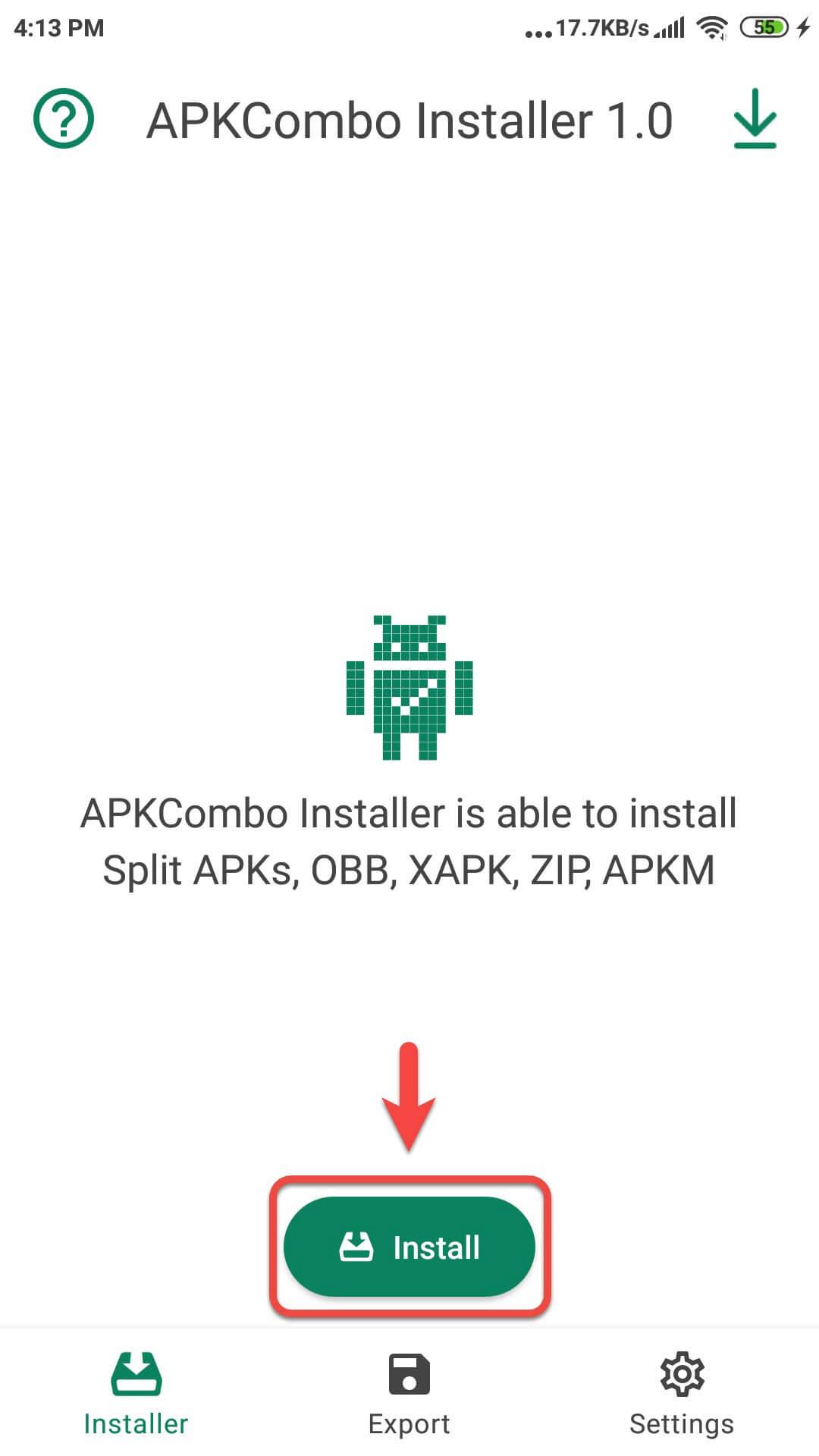 How To Install Apk Obb Zip Xapk Apkm Apks