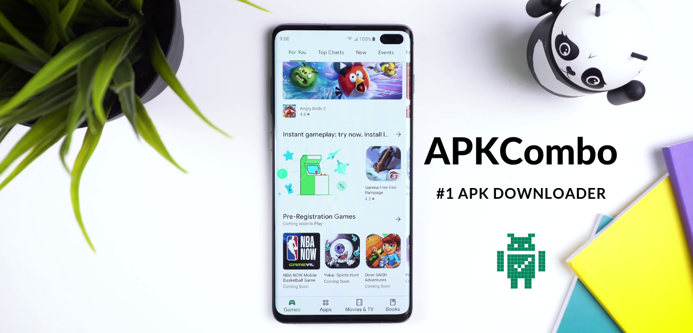 APK Downloader - Download APK from Google Play Store™ (Online)
