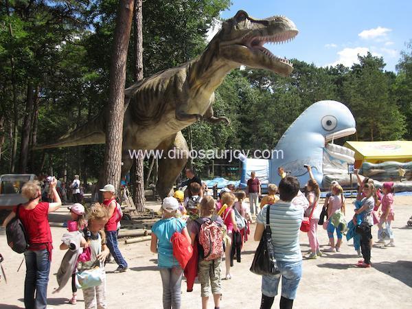 DWD1342- Adult-Tyrannosaurus-Rex