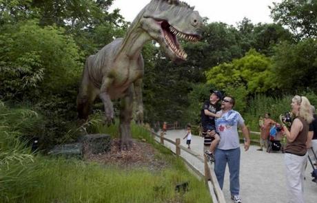 DWD1456 Big Allosaurus
