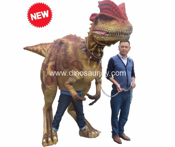 DWE3324-15 Dilophosaurus Costume