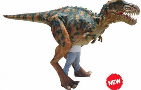 DWE3324-25 T-Rex Costume