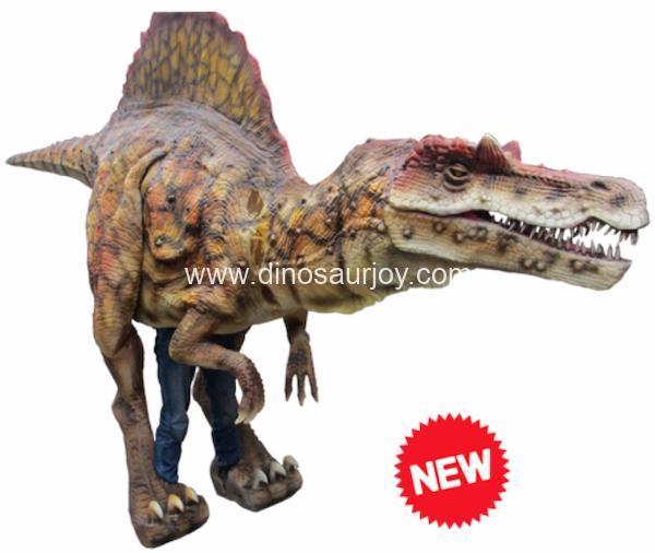Walking with Spinosaurus Costume