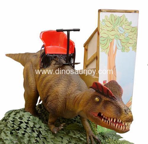 DWR007-1 Dilophosaurus Ride