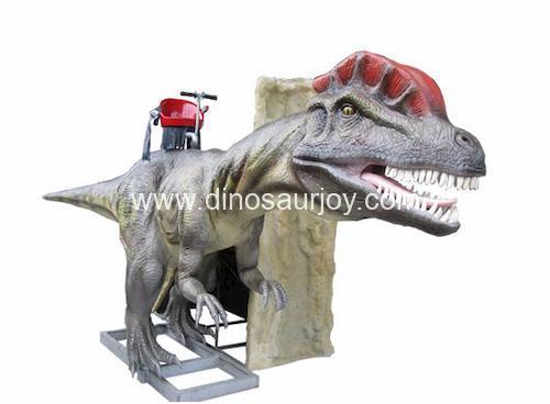 DWR012 Dilophosaurus Ride