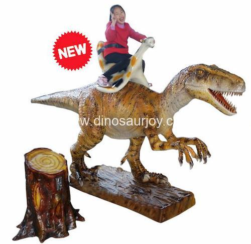 DWR017 Velociraptor Ride