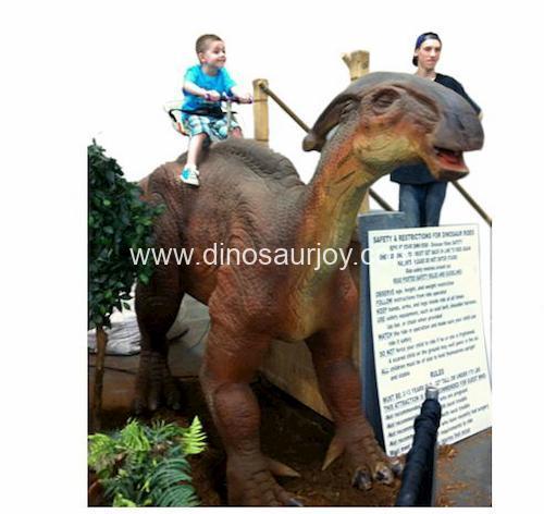 DWR022 Parasaurolophus Ride