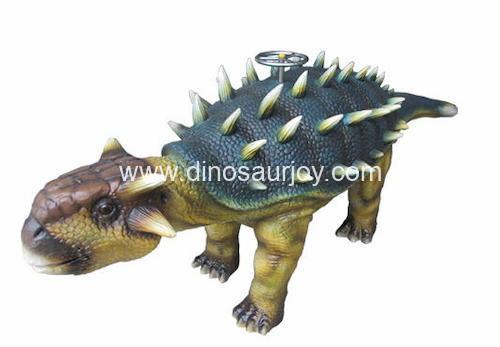 DWW005 Ankylosaurus Ride
