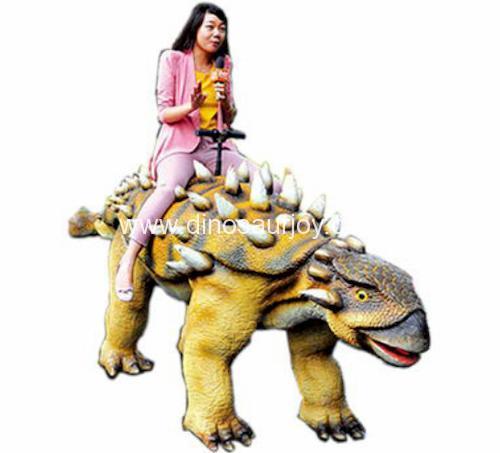 DWW009 Ankylosaurus Ride