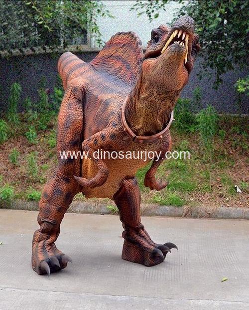 Hidden Legs Dinosaur Costume Spinosaurus