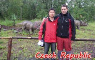 client from Czech Republic