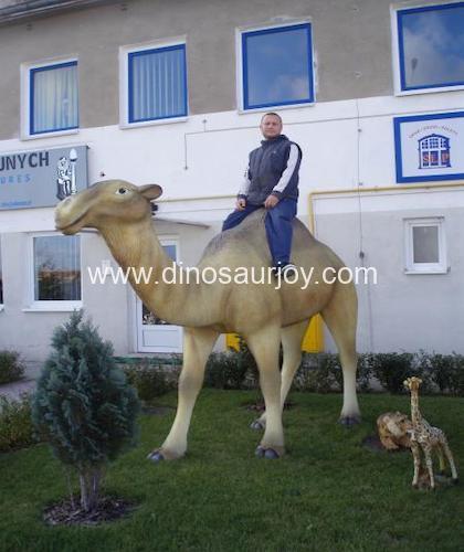 DWA094 Fiberglass Camel Ride