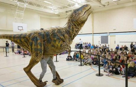 dinosaur-costume-stage-show
