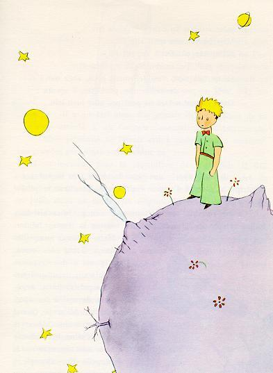 The Little Prince老家 小王子星球 B612